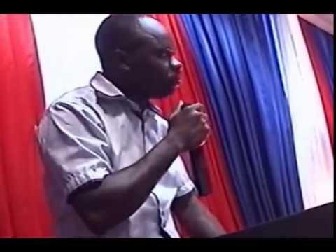 seminaire biblique. ASSEMBLEE DES SAINTS DU CIEL ( Luanda / Angola ) 26-04-2015