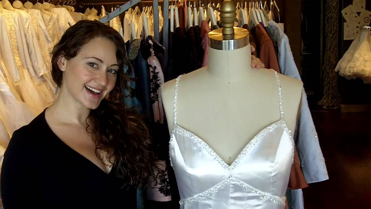 Ginger Rogers Inspired Wedding Dress From Swing Time Youtube
