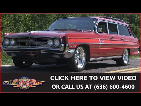 1962 Oldsmobile 88 Starfire Wagon || For Sale