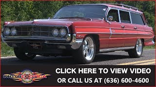 1962 Oldsmobile 88 Starfire Wagon || SOLD
