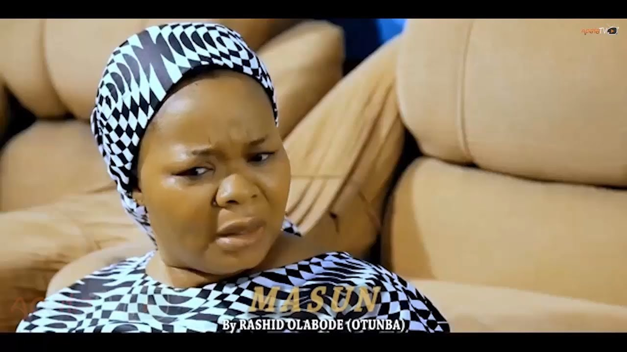 Download Masun Yoruba Movie 2018 Now Showing On ApataTV+