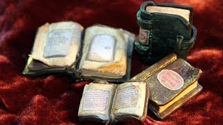 DIY: How To Make Antique Books, Dream Journal, Witchcraft Book in Polymer Clay(, 2013-12-21T19:01:42.000Z)