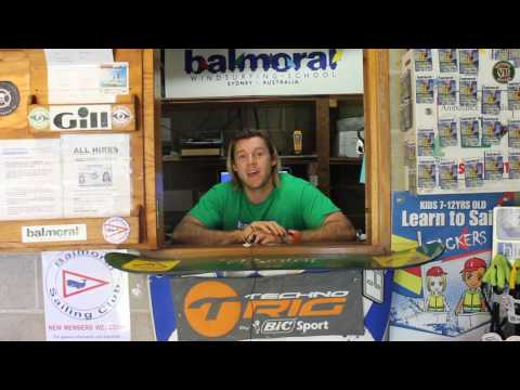 Balmoral Water Sport Hires video