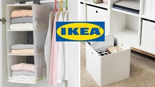 Ijaraga bir XONA tashkil QILISH IKEA dan Top 10 narsalarni/ KICHIK bo'sh JOY Bo'lsa