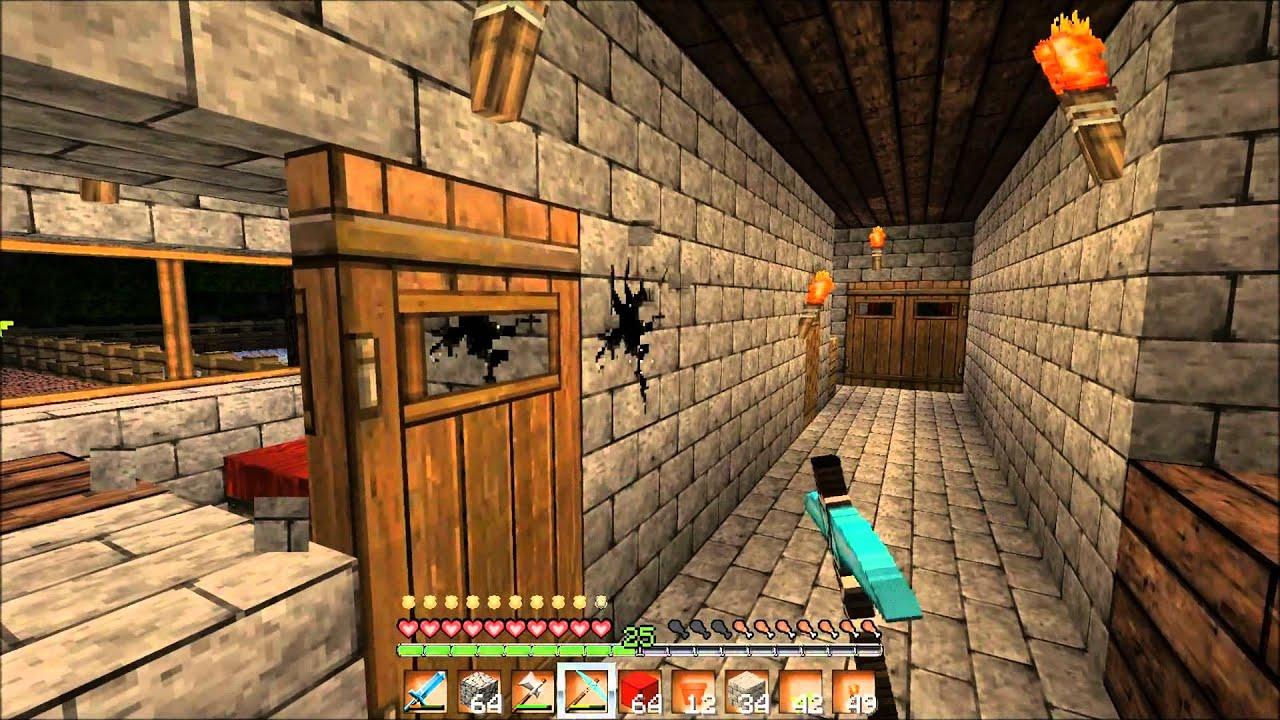 Lets Play Together Minecraft #103 Die Besten Zimmer Der