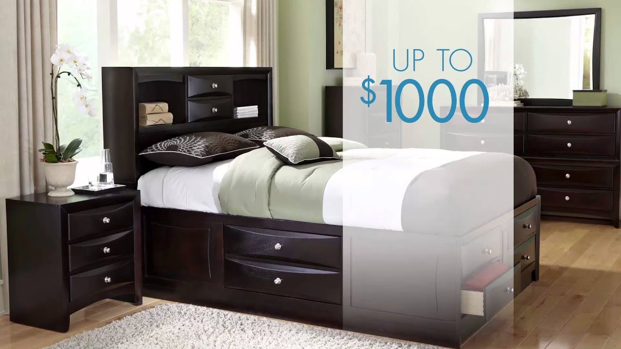 Free Furniture Or Free HDTV Promotion | The RoomPlace   YouTube