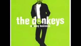 The Donkeys - Listen to your radio