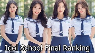 Video Idol School Final Ranking [FINAL GROUP, FROMIS_ MEMBERS] download MP3, 3GP, MP4, WEBM, AVI, FLV April 2018