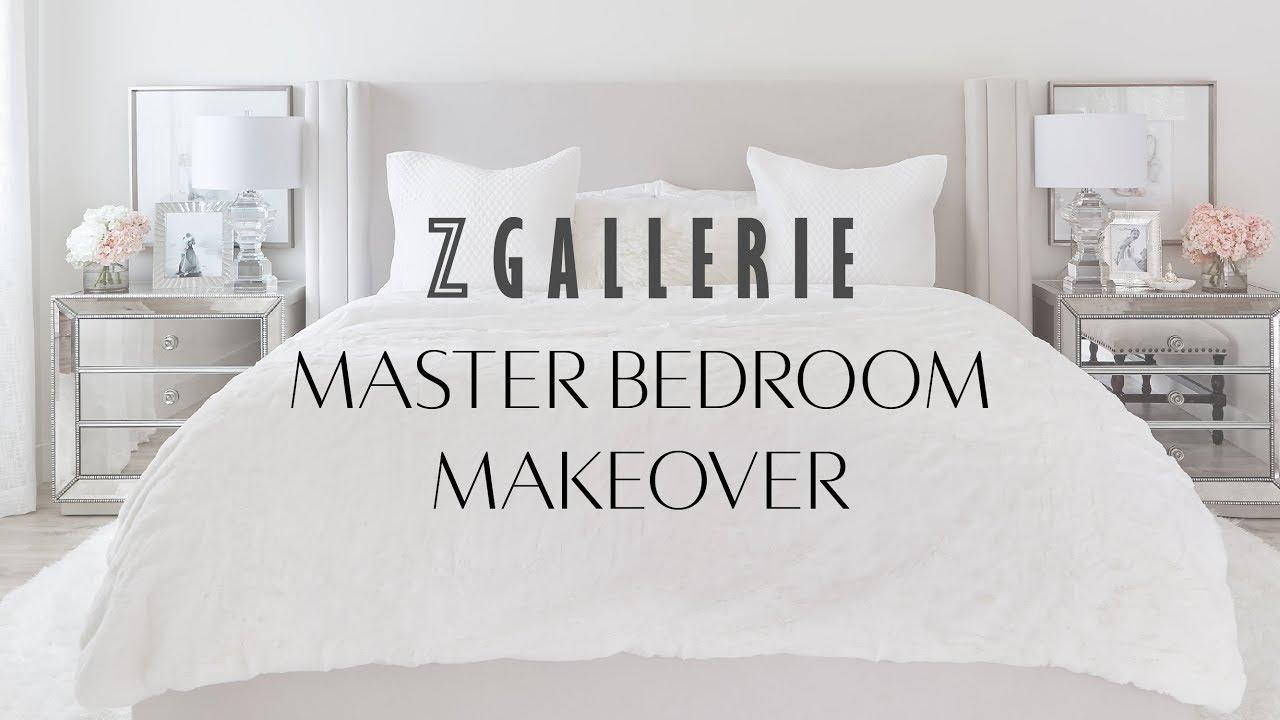 Z Gallerie X Jessi Malay Master Bedroom Makeover