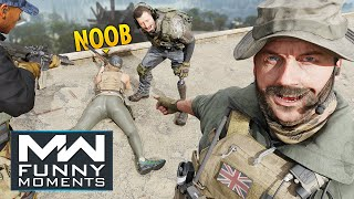 COD Modern Warfare - Funny Moments #64