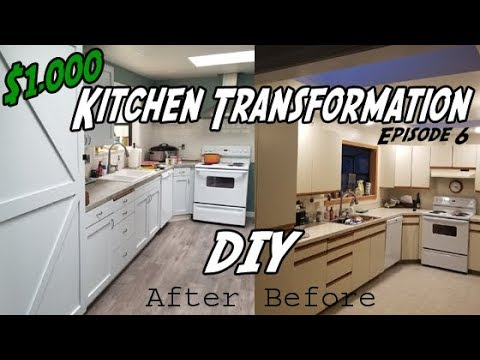 Diy Shaker Cabinet Doors How To Reface Kitchen Cabinets