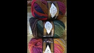Пряжа Alize lanagold batik обзор и отзывы.