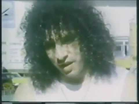 AJ Pero interview and drum solo - New Zealand 1985