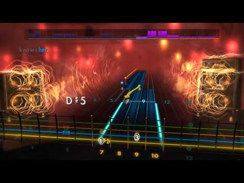 Rocksmith 2014KissThrills In The Night