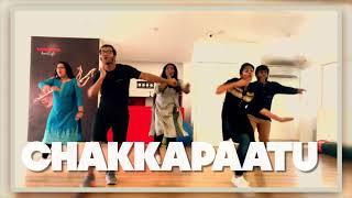 Chakka Paattu | Dance Cover | Sayanora Philip | Choreographed by A'jay | Kuttanpilleyude Shivathri