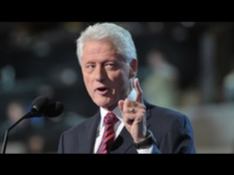 Bill Clinton Brings It for Obama