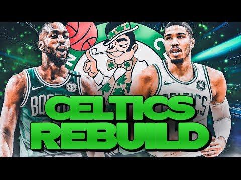 REBUILDING THE BOSTON CELTICS! NBA 2K20
