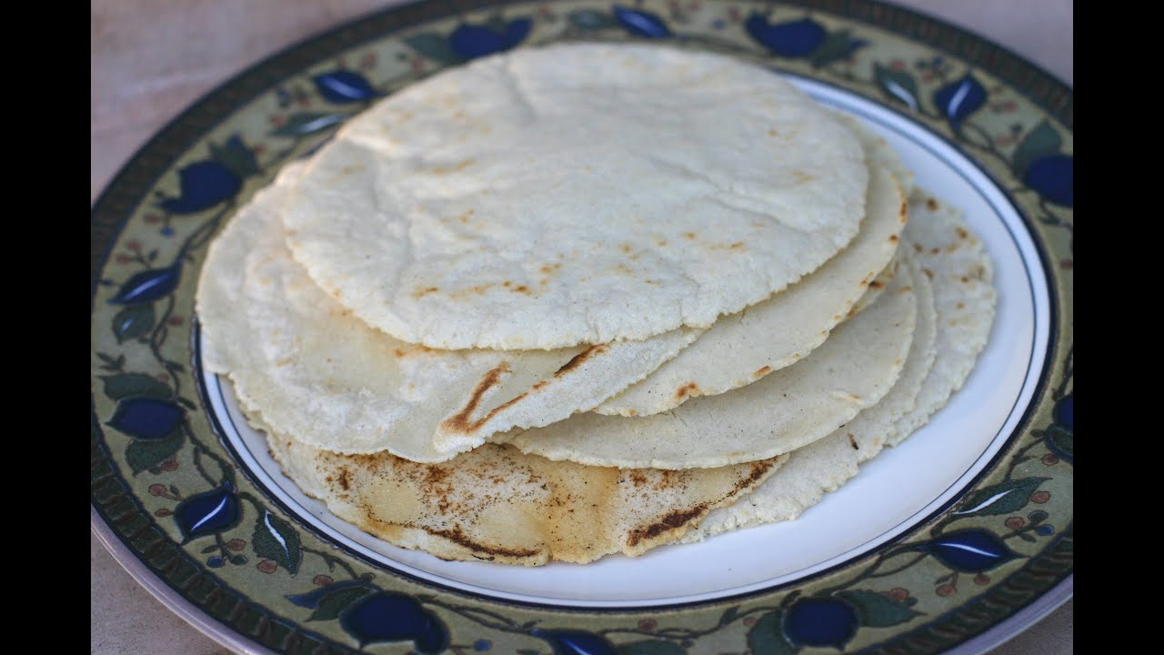 How to make homemade corn tortillas its an easy and delicious how to make homemade corn tortillas its an easy and delicious recipe by rockin robin youtube ccuart Choice Image