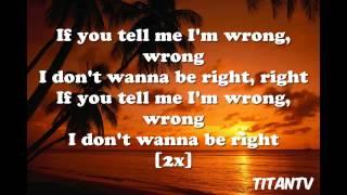 """""""Am I Wrong"""" Nico and Vinz (Lyrics On Screen) HD"""