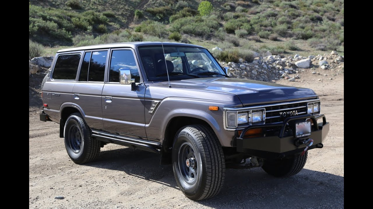 TLC Turbo Diesel FJ60 Land Cruiser For Sale! - YouTube