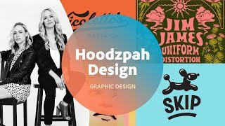 Graphic Design Tutorial with Hoodzpah Design (1/3) | Adobe Creative Cloud
