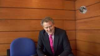 Hugh Bonneville Basauri Interview Thumbnail