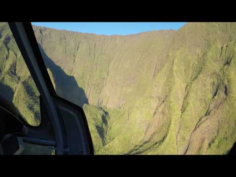 Kauai Helicopter3 Waialeale Crater