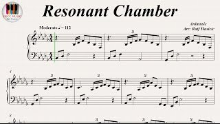 Resonant Chamber - Animusic , Piano