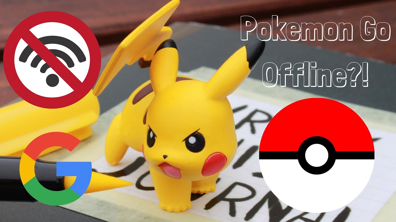 download maps for pokemon go