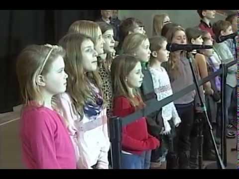 Spofford Pond Elementary School - America the Beautiful - March 8, 2015