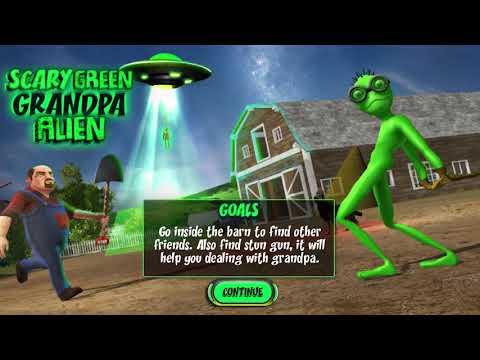 El juego de dame tu cosita - nubi scary green grandpa