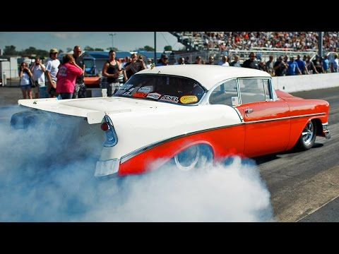REPLAY: Day 6 - Finals & Special Heads up Racing From Tulsa, OK! - HOT ROD Drag Week 2014