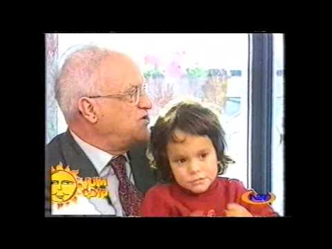 His Excellency Dr Eddie & Mrs Fenech Adami interviewed by John Bundy