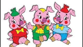 США 5524: Три поросенка свинячат в новогоднюю ночь 2019