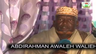 ABDIRAHMAN AWALEH WALIEH Okal de la ville d'ALI SABIEH dans la série « Les sages du pays s'adressent
