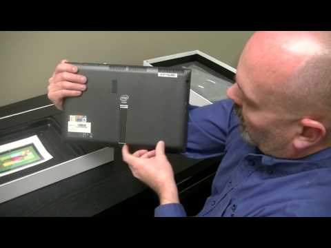 Intel Based Tablet Unboxing