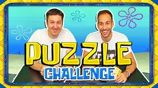 Puzzle Challenge ft. PanosDent #Internet4u