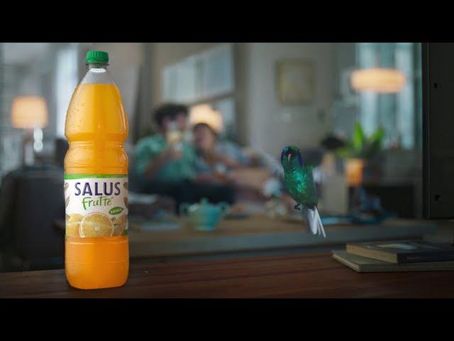 ¡Salus Frutté no tiene excesos de azúcar!