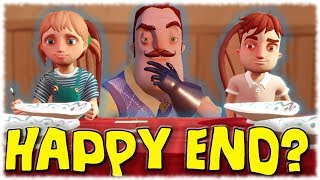 😲 DAS WAHRE ENDE - Hello Neighbor Hide & Seek [Deutsch]