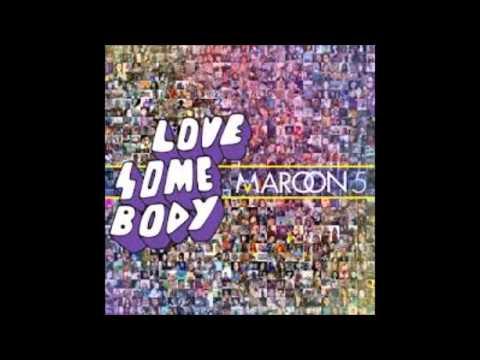 Maroon 5 Love Somebody Instrumental Official