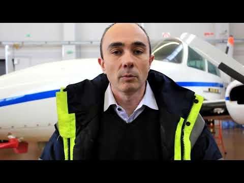TP Hangar Avions   Systèmes Avioniques Evering Mérignac
