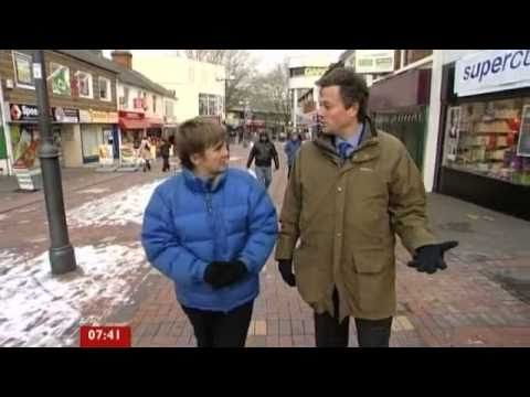 BBC   The Changing Face of the High Street