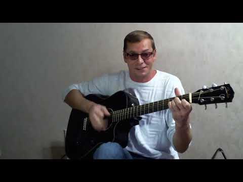 В ШУМНОМ БАЛАГАНЕ! Вилли Токарев! Живой звук. Песня под гитару!=)