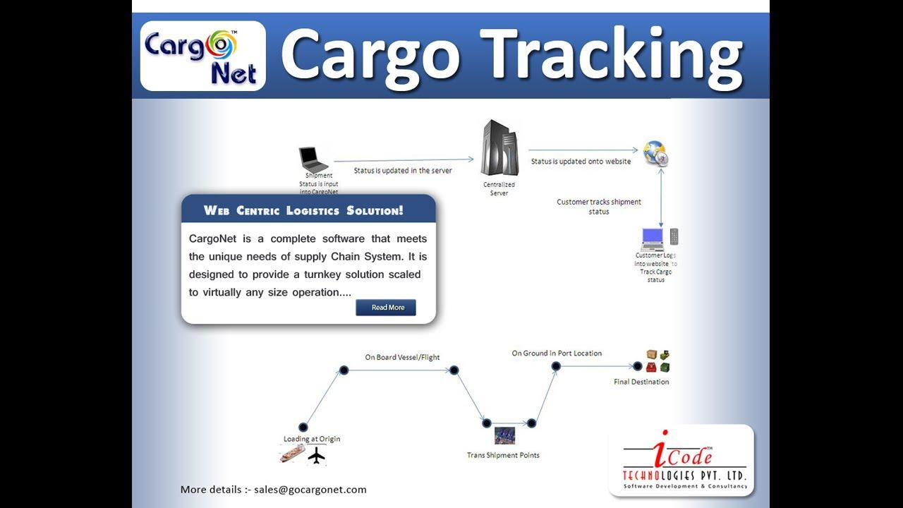 Logistics software / Logistics ERP - Cargo Net - Cargo ...