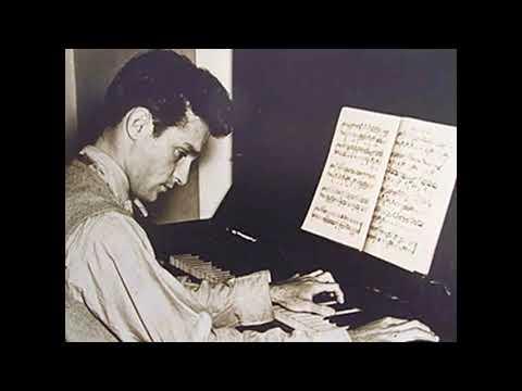 William Kapell, piano - Copland - Sonata for piano (1953 - complete)
