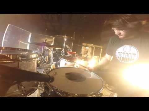 """Wang Dang Sweet Poontang/Red House"" Live - Jason Hartless Drum Cam"