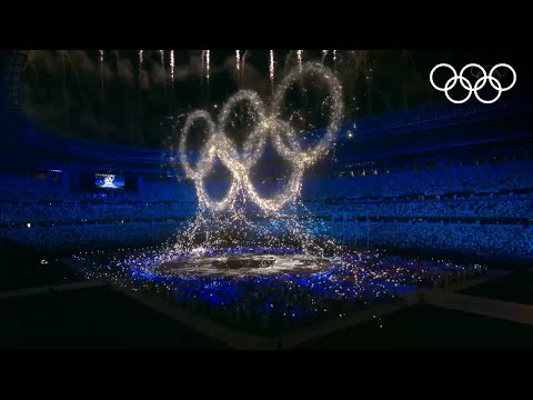 Highlights from the Closing Ceremony | #Tokyo2020 Highlights