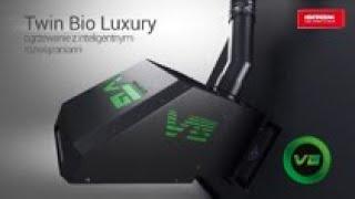 KOSTRZEWA TWIN BIO LUXURY (typ NE) z palnikiem Platinum Bio VG