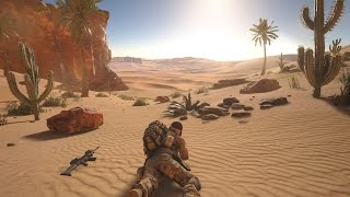 SNIPER BLACKLIST - Desert - Walkthrough Gameplay (PC HD) (Steam)