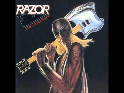Razor - Take This Torch
